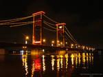 Ampera Landmark Of Palembang by FajriTheDreamer