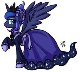 Kallisti 2: Princess of the Milky Way by serenamidori