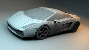 Lamborghini Gallardo WIP by wasteofammo