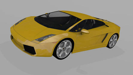 Lamborghini Gallardo BGE by wasteofammo