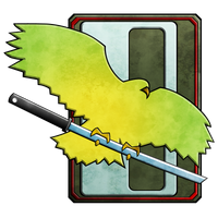 Clan Jade Falcon Logo by Punakettu