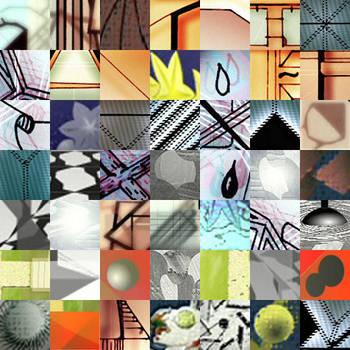 Mosaico Amalasunta by mackley