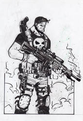 Punisher by ikanasin