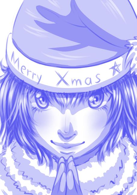 Merry Xmas by BitterSweetKitty