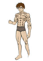 Muscle Guy by muscleguy