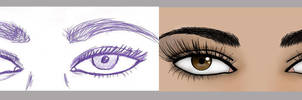 eyes by nicafemme