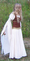 Eowyn's Shieldmaiden Gown by ThreeRingCinema