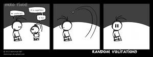 Random Volitations 027 - Hero Time! by Deimonian