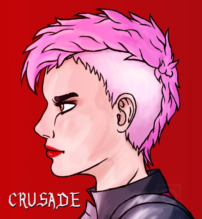 AFH Fan Art - Crusade by Deimonian