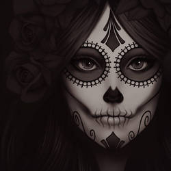 Muertos  by GunnerGurl