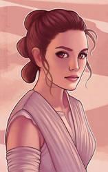 Rey by GunnerGurl