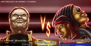 Cosine Ringblad VS The Hood Bros by DeForrest