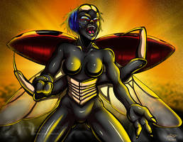 Scarlet's Rising by DeForrest