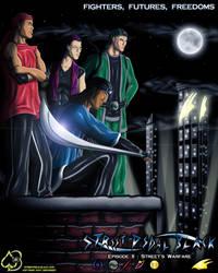 Street Pedal Black Episode II by DeForrest