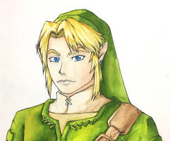Link from The Legend of Zelda by Viprion