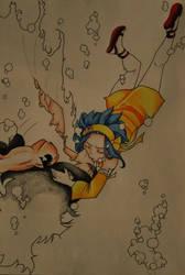 Fairy Tail 396 - Air W.I.P by Alishay1993