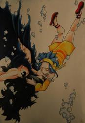 Fairy Tail 396 - Air. by Alishay1993