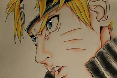 Naruto 692 - I won't let You ! by Alishay1993