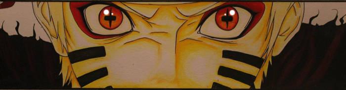 Naruto 645 - Bijuu Sage Mode ! by Alishay1993