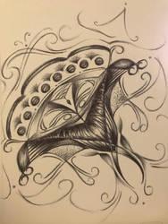 Dancing Fan Design  by amber-greggy
