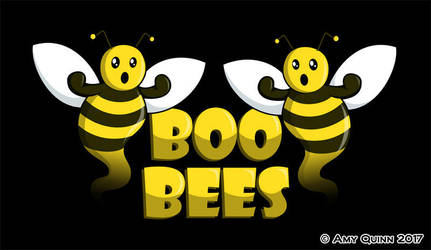 Boo Bees by KemicalReaxion