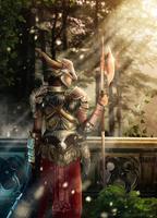 Dragon Tomb Keeper by CaoChiNhan