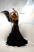 .one winged angel by yiolo
