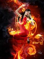 .fire by yiolo