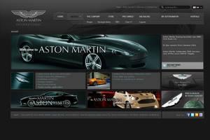 Aston Martin International by yiolo