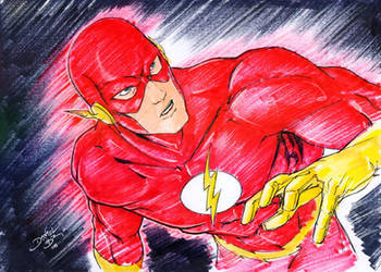 The Flash by danielhdr