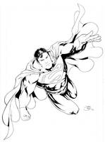 Superman by danielhdr