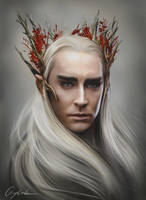 The Elven King by Aegileif