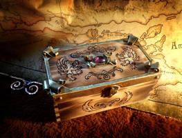 Griffon Box by Aegileif