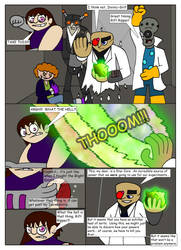 Invinci-Girl #7 - Page 10 by Ignolian-Thorne