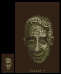 Contemplative (Pixel Memories 01) by Sadasant