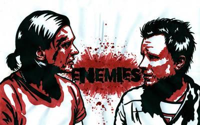Shinedown - Brent and Zach 10 by weedenstein