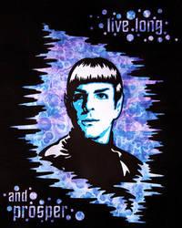 Star Trek - Spock 2 by weedenstein