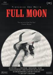 Full Moon - Film Noir Poster by FrenchGentleman