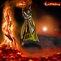 Runescape - Infernal Rage by MysticDragons