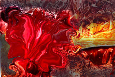 Fire Flower by Caerlleon
