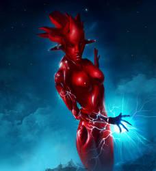 Electric Lady by Hypercuts