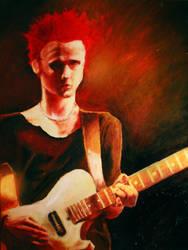 Matt Bellamy by Hypercuts