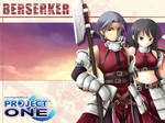 Berserker, ProjectONE by maxwindy