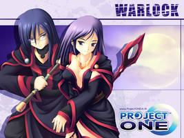 Warlock, ProjectONE by maxwindy
