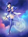 Princess Luna by maxwindy