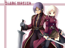 Blade Master by maxwindy