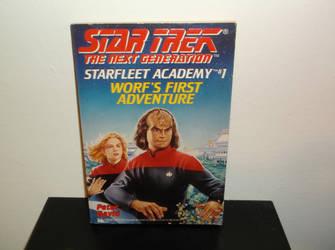 Star Trek Starfleet Academy Next Generation 001 by Zolhex