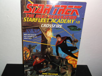 Star Trek Starfleet Academy Next Generation 011 by Zolhex