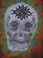 Skull by Ariana-Blossom