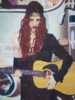 Guitar by Ariana-Blossom